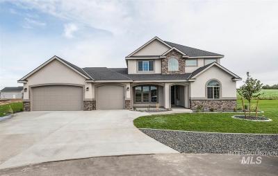 Meridian Single Family Home For Sale: 4335 W Philomena Drive