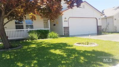 Nampa Single Family Home For Sale: 10753 Gossamer Street