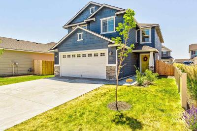 Meridian Single Family Home For Sale: 2631 W Jayton Dr