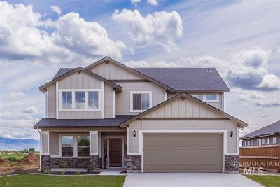 Boise Single Family Home New: 8050 S Gold Bluff Ave