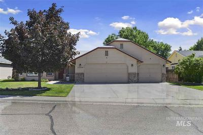 Boise Single Family Home New: 2589 E Tiger Lily Dr.