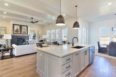 Meridian ID Single Family Home Back on Market: $549,900