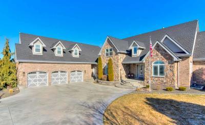 Single Family Home Back on Market: 3728 E Vantage Pointe