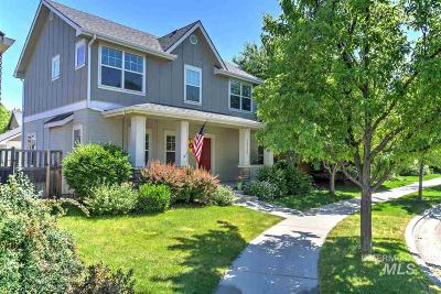 Boise Single Family Home New: 12756 N 11th Ave