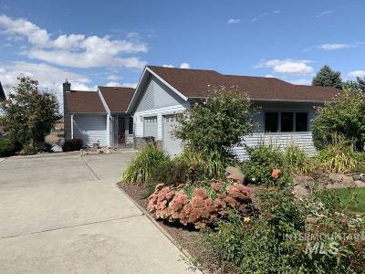 Lewiston Condo/Townhouse For Sale: 4014 Fairway Dr