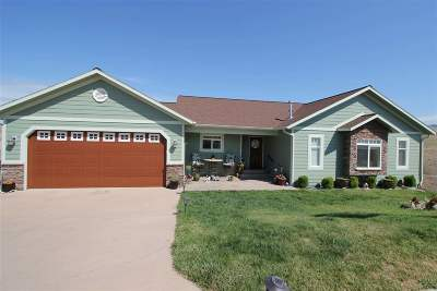 Single Family Home For Sale: 2209 Deer Pointe Dr.