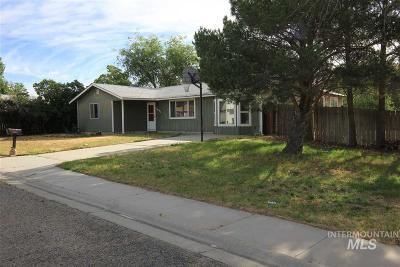 Boise Single Family Home For Auction: 10497 W. Silver Fox Dr.