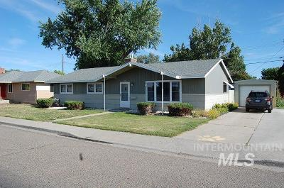 Ontario Single Family Home For Sale: 1162 W Idaho