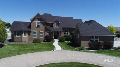 Emmett Single Family Home For Sale: 1641 Shire Lane