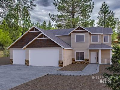 Idaho City Single Family Home For Sale: 17 Mores Creek Crossing