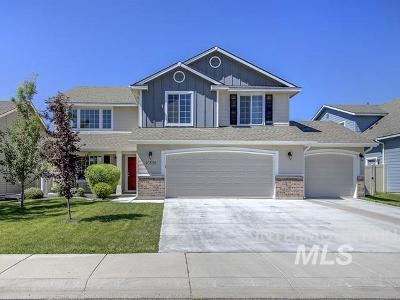 Nampa Single Family Home For Sale: 10552 Avalon Street