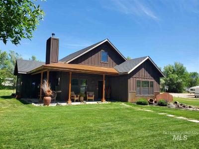 Richfield Single Family Home For Sale: 325 E Kootnai Ave