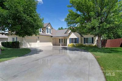 Boise Single Family Home For Sale: 11322 W Lost River Drive