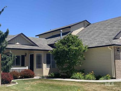 Nampa Single Family Home For Sale: 18168 Harvester Ave