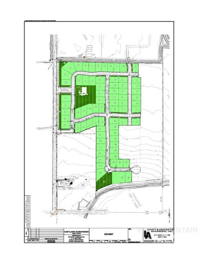 Nampa Residential Lots & Land For Sale: Tbd