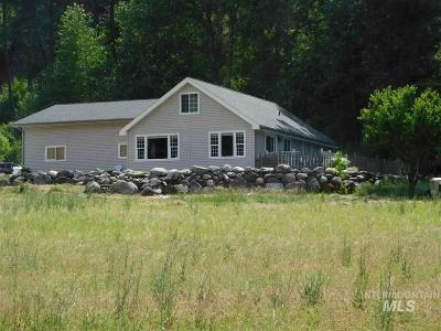 New Meadows Single Family Home For Sale: 5541 Hwy 95