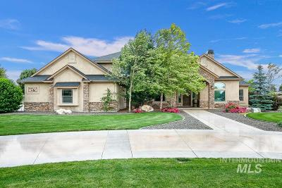 Nampa Single Family Home New: 8250 E Drinkard Ln
