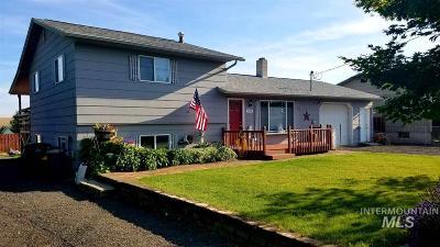 Lewiston Single Family Home For Sale: 1318 Hemlock Avenue