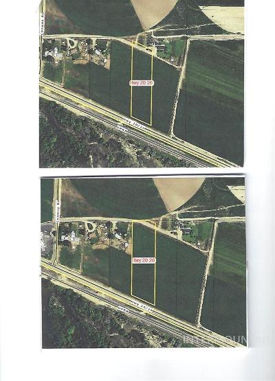 Caldwell Residential Lots & Land For Sale: Hwy 20-26