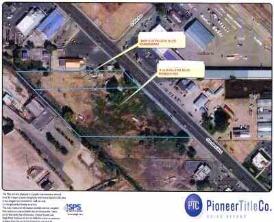 Caldwell Residential Lots & Land For Sale: 4620 Cleveland Blvd