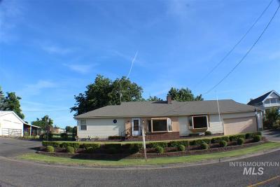 Single Family Home For Sale: 1545 Elm Street