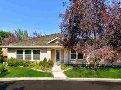 Boise Single Family Home New: 4858 N Lakeview Pl