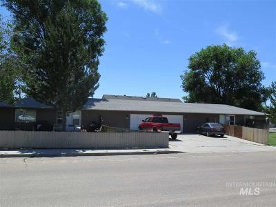 Nampa Multi Family Home For Sale: 1605 5th St North