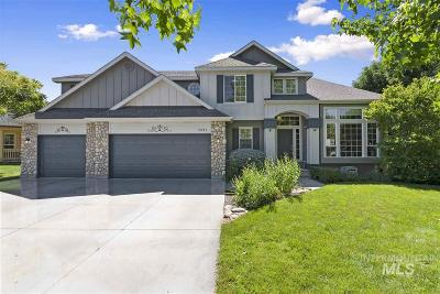 Boise Single Family Home For Sale: 6093 E Gateway Dr