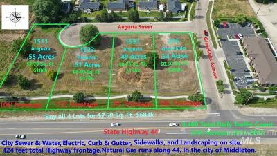 Middleton Residential Lots & Land For Sale: 215 Greenlinks