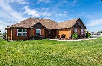 Wilder Single Family Home Contingent Sale: 24829 Simplot Blvd