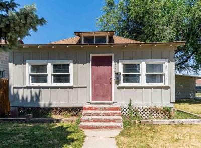 Nampa Single Family Home For Sale: 903 13th Ave S