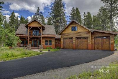 Mccall Single Family Home For Sale: 15 Larkspur Circle