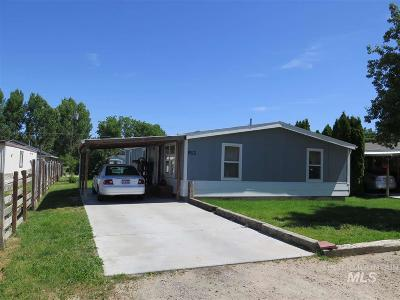 Nampa Multi Family Home For Sale: 912 4th Ave North
