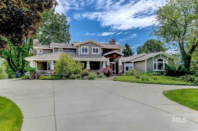 Eagle ID Single Family Home For Sale: $1,695,000