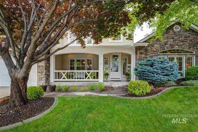 Boise Single Family Home For Sale: 5395 N Brook Mist Pl.