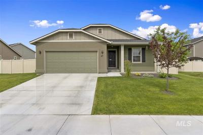 Nampa Single Family Home For Sale: 47 N Luke Loop