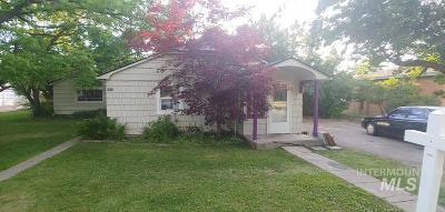 Single Family Home For Sale: 1425 Ethridge