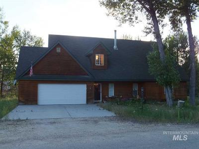 Idaho City Single Family Home For Sale: 108 Prospector