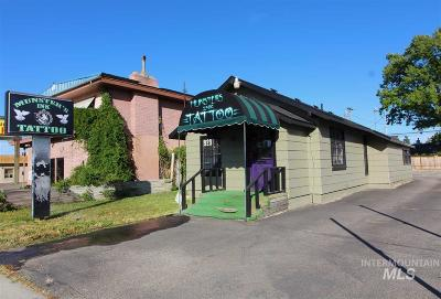 Nampa Commercial For Sale: 920 12th Ave S