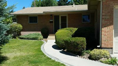 Boise Multi Family Home For Sale: 3816 W Pasadena Dr.