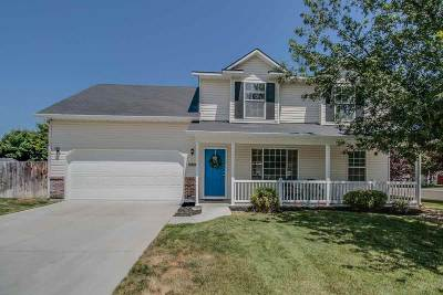 Boise Single Family Home For Sale: 10806 W Heartwood St.