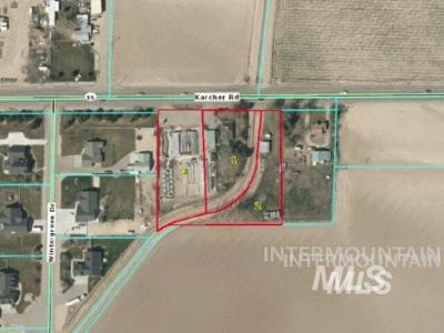 Caldwell Residential Lots & Land For Sale: 15641 Karcher Road