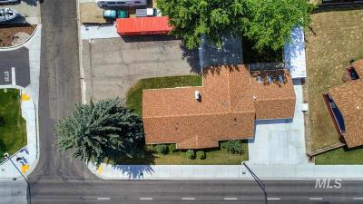 Boise Single Family Home Back on Market: 1719 N Cole