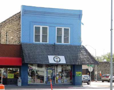 Commercial For Sale: 135 S Rail St