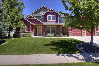 Eagle Single Family Home For Sale: 284 W Enchantment