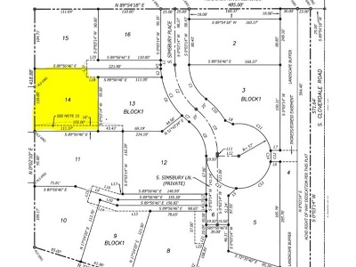 Boise Residential Lots & Land For Sale: 2687 S Simsbury Pl