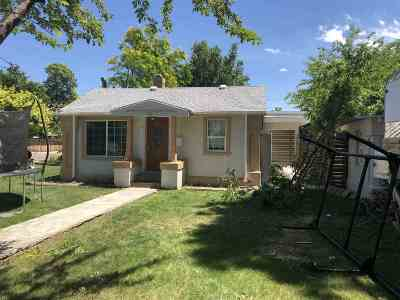 Nampa Single Family Home For Sale: 1104 10th Ave S