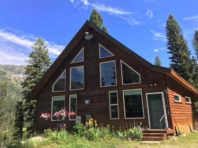 Cascade Single Family Home For Sale: 1700 Johnson Creek Road