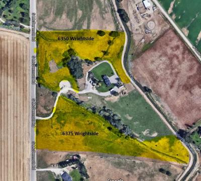 Nampa Residential Lots & Land For Sale: 6350 W Wrightside