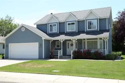 Twin Falls Single Family Home New: 637 Buckingham Dr.